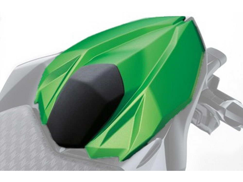 Buddyseat cover, GROEN (99994041045Q)